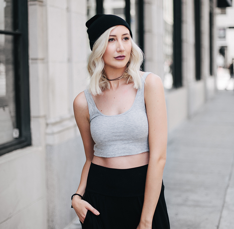Carly Cristman - How to Wear the Athleisure Trend