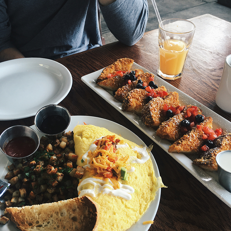 blu jam cafe review