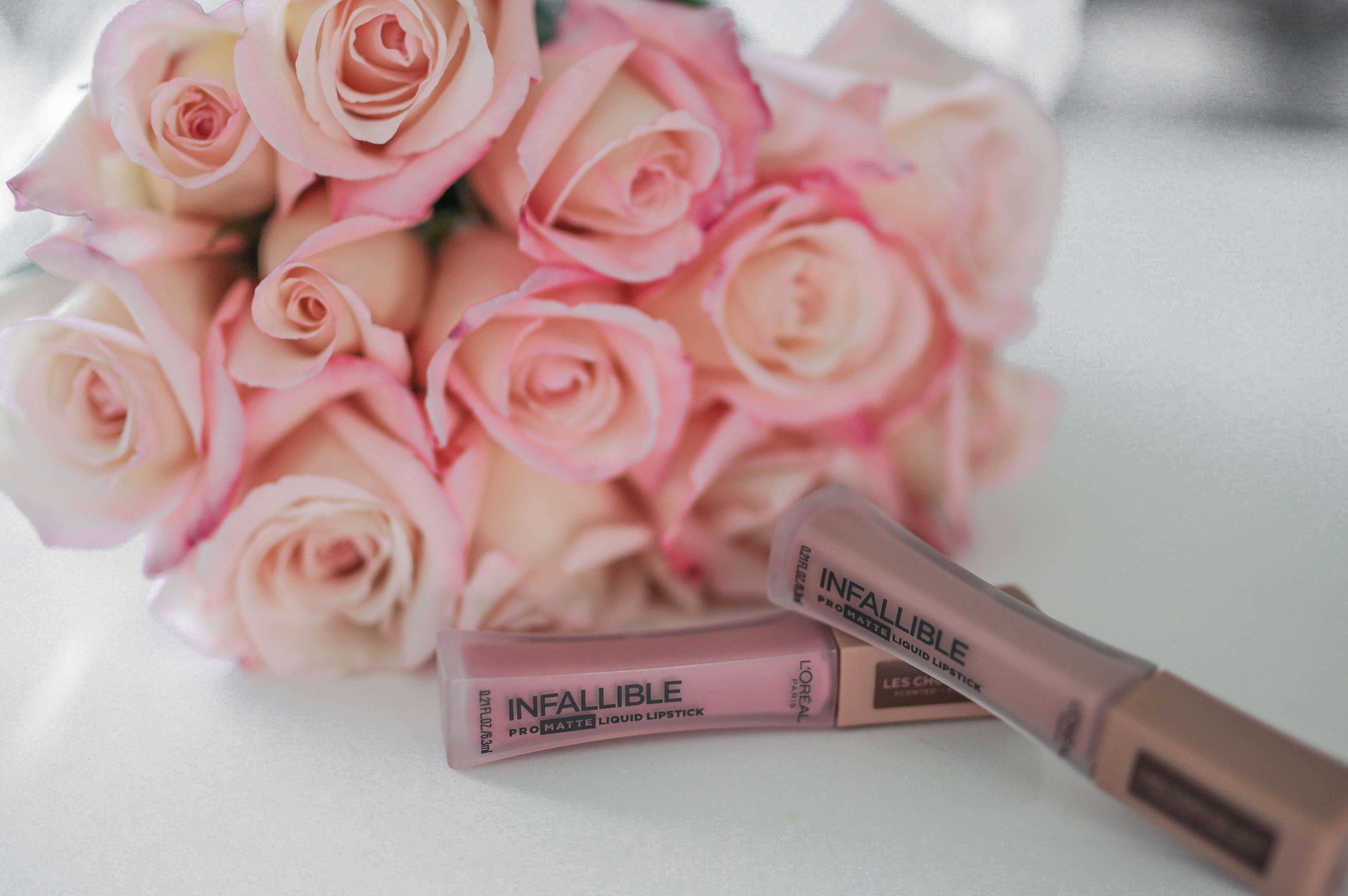 L'Oreal Infallible Liquid Lipstick Les Chocolats