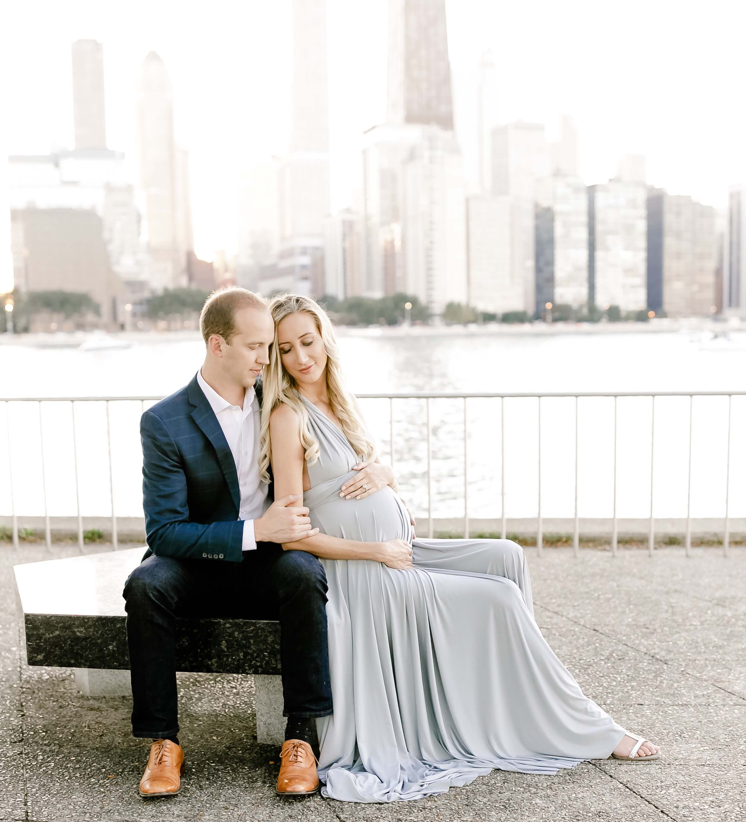 Carly Cristman pregnancy update maternity photos