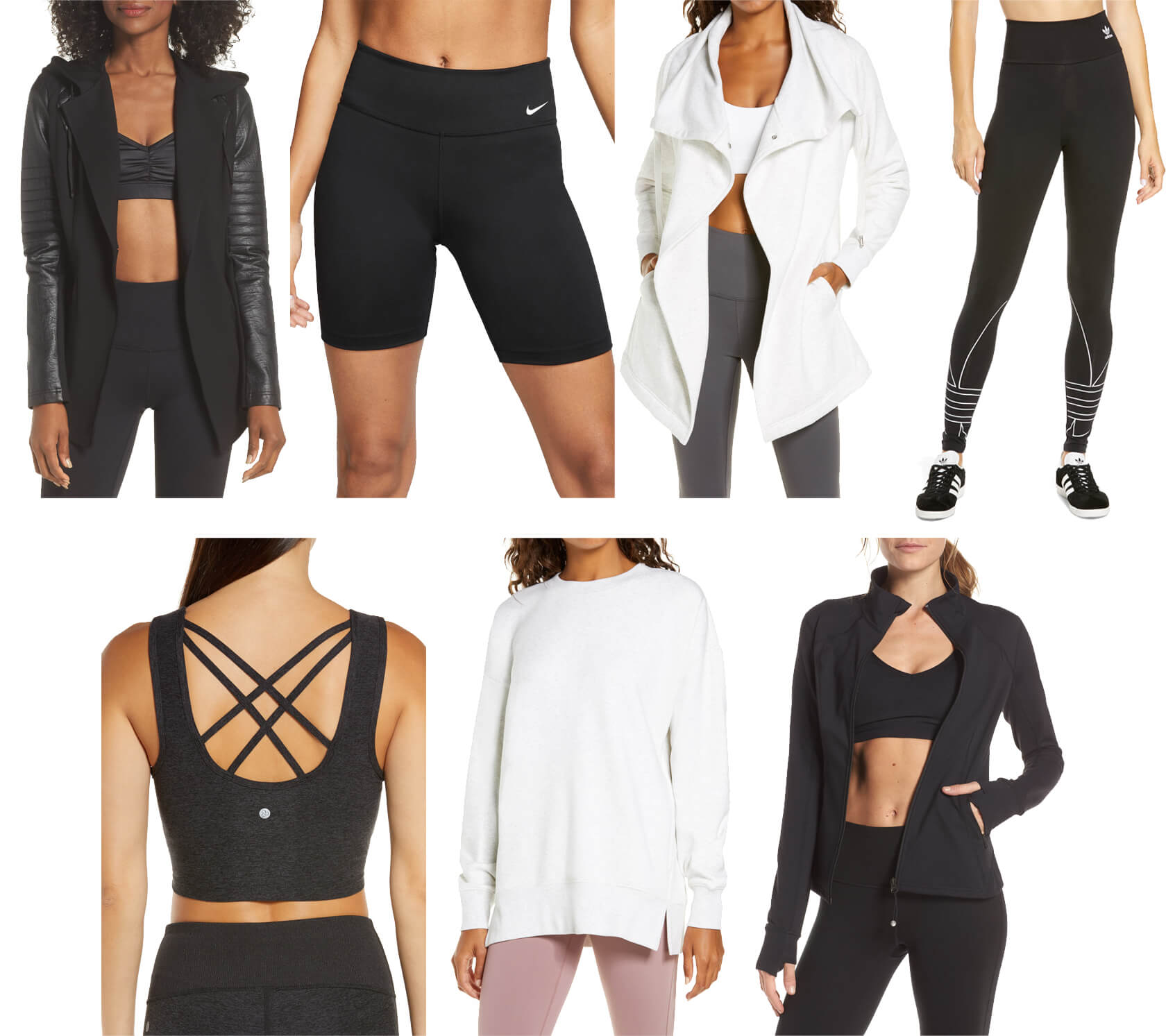 what to buy nordstrom anniversary sale activewear athleisure shopping guide