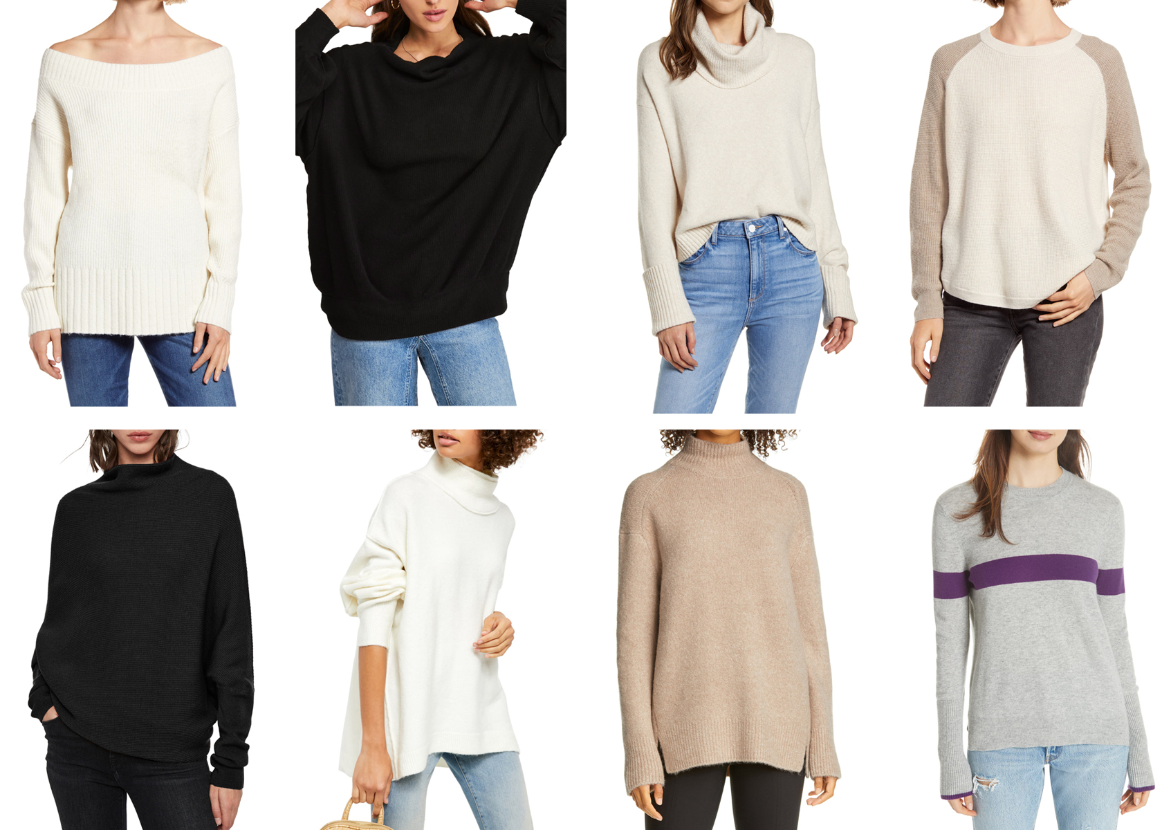 what to buy nordstrom anniversary sale sweaters shopping guide